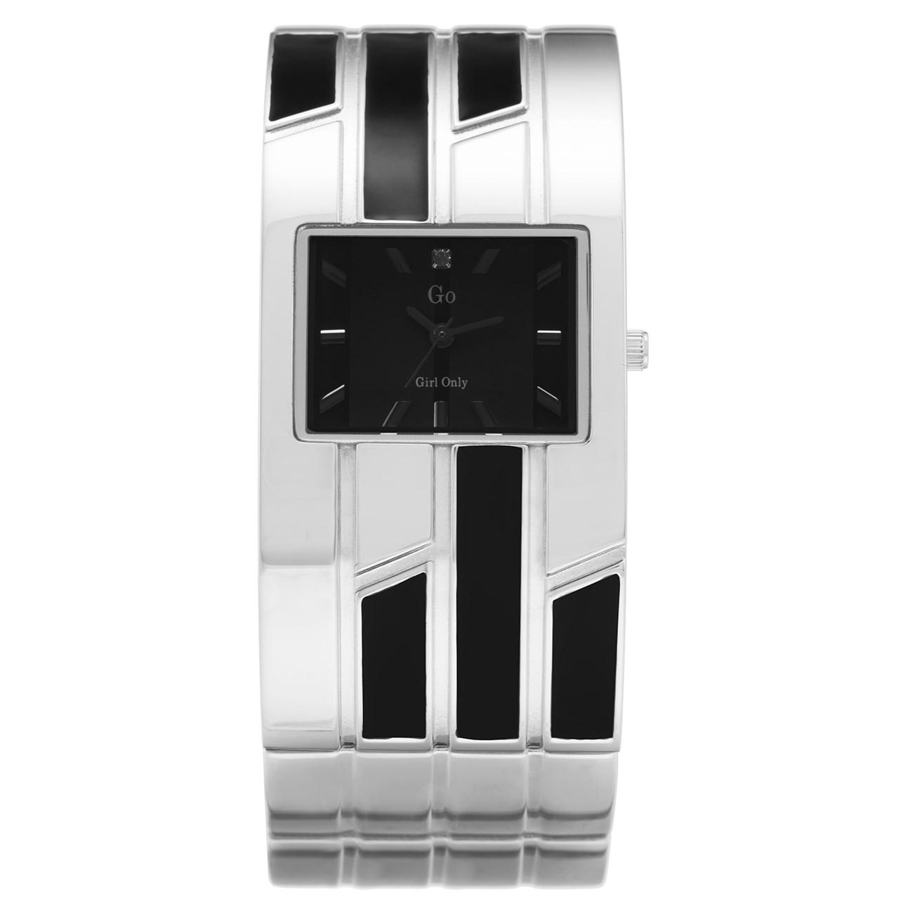 خرید ساعت مچی عقربه ای زنانه جی او مدل 694454