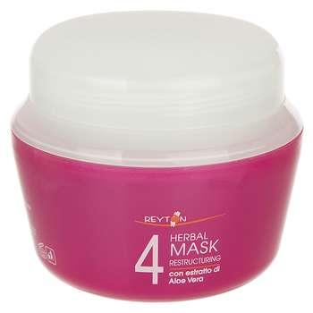 ماسک موی گیاهی ریتون مدل Herbal حجم 500 میلی لیتر