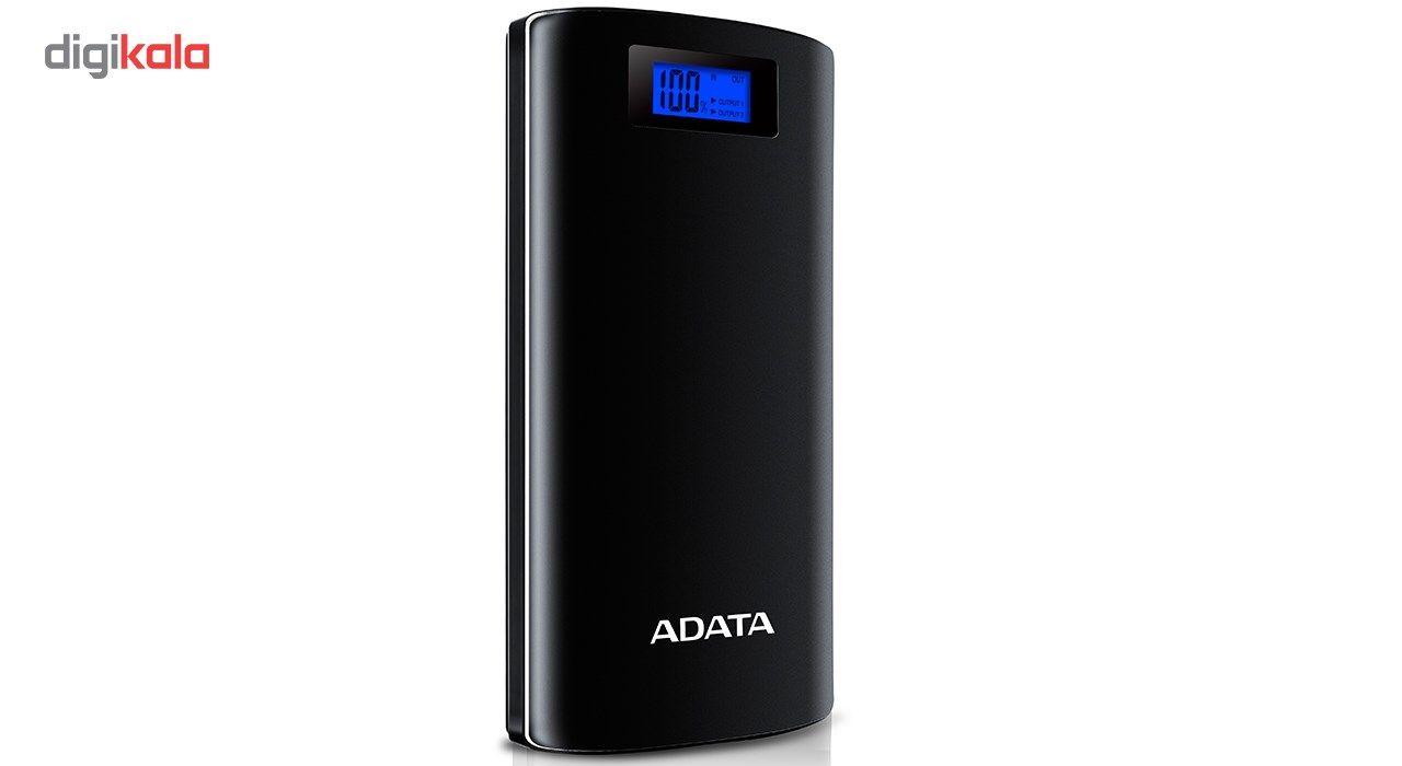 شارژر همراه ای دیتا مدل P20000D ظرفیت 20000 میلی آمپر ساعت main 1 4
