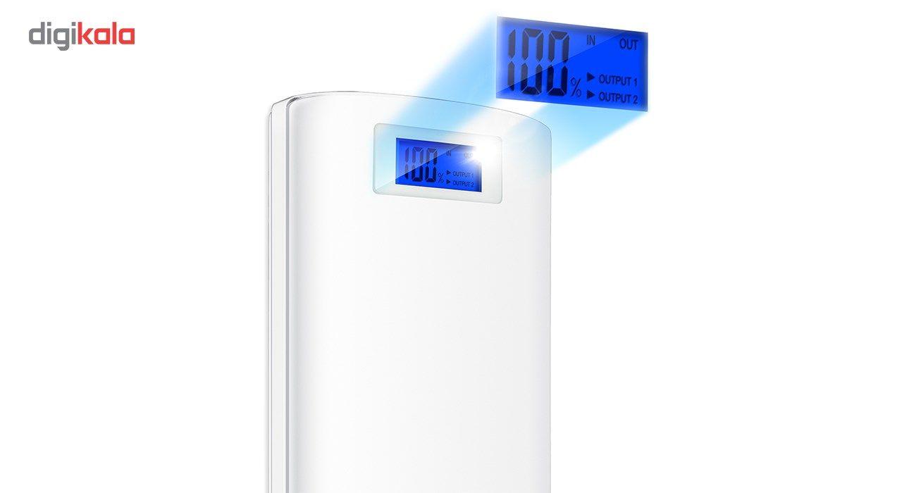 شارژر همراه ای دیتا مدل P20000D ظرفیت 20000 میلی آمپر ساعت main 1 12