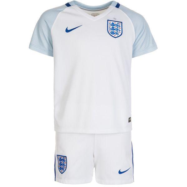 پیراهن و شورت ورزشی پسرانه تیم انگلیس نایکی مدل England Staduim