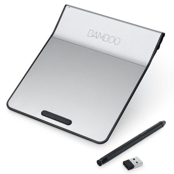 تبلت گرافیکی همراه با قلم دیجیتال وکام مدل بامبو پد CTH-300