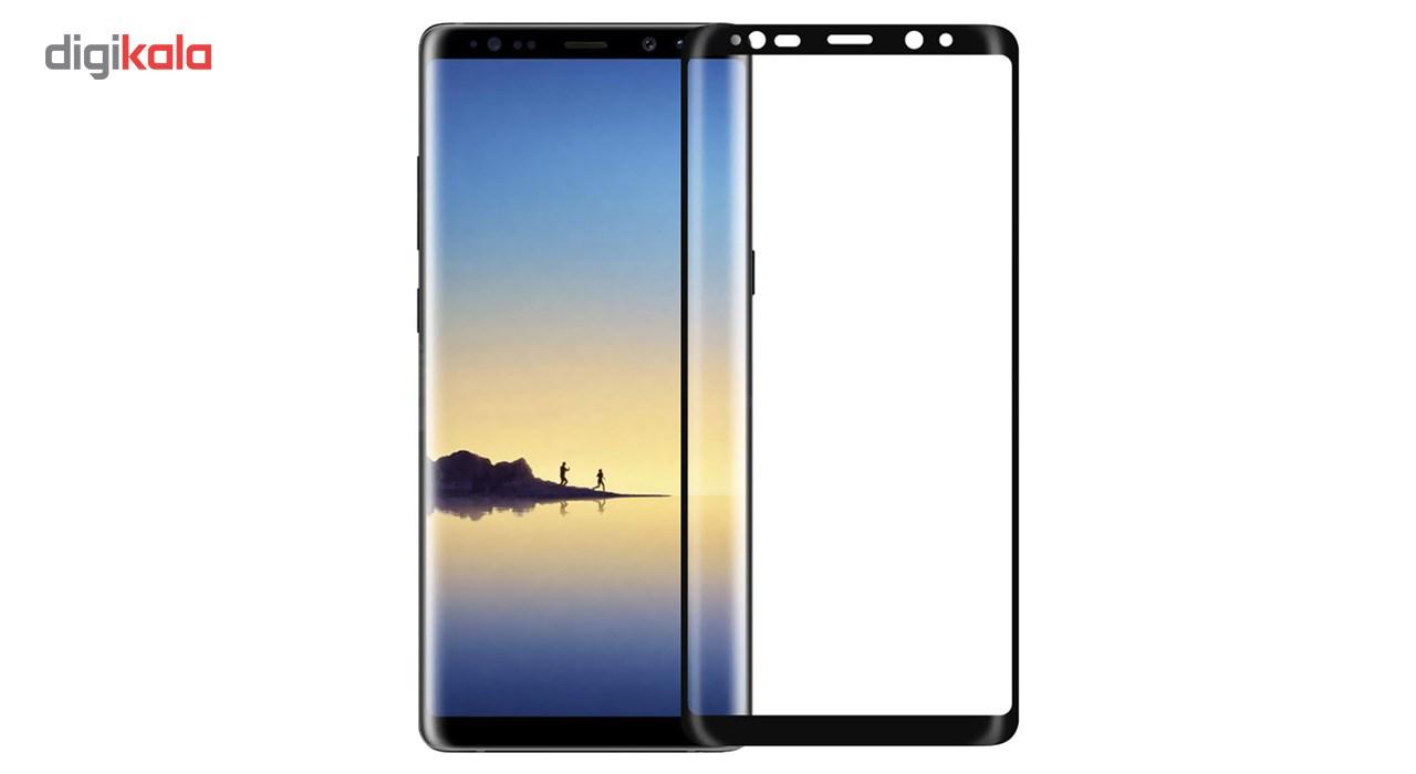 محافظ صفحه نمایش شیشه ای تمپرد نیلکین مدل CP Plus مناسب برای گوشی موبایل سامسونگ Galaxy Note 8 main 1 1