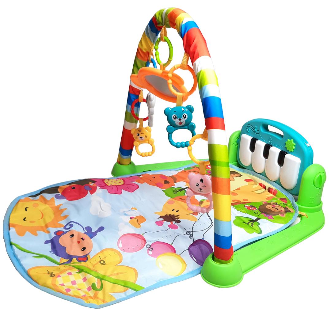 تشک بازی مدل piano fitness rack کد 696R1