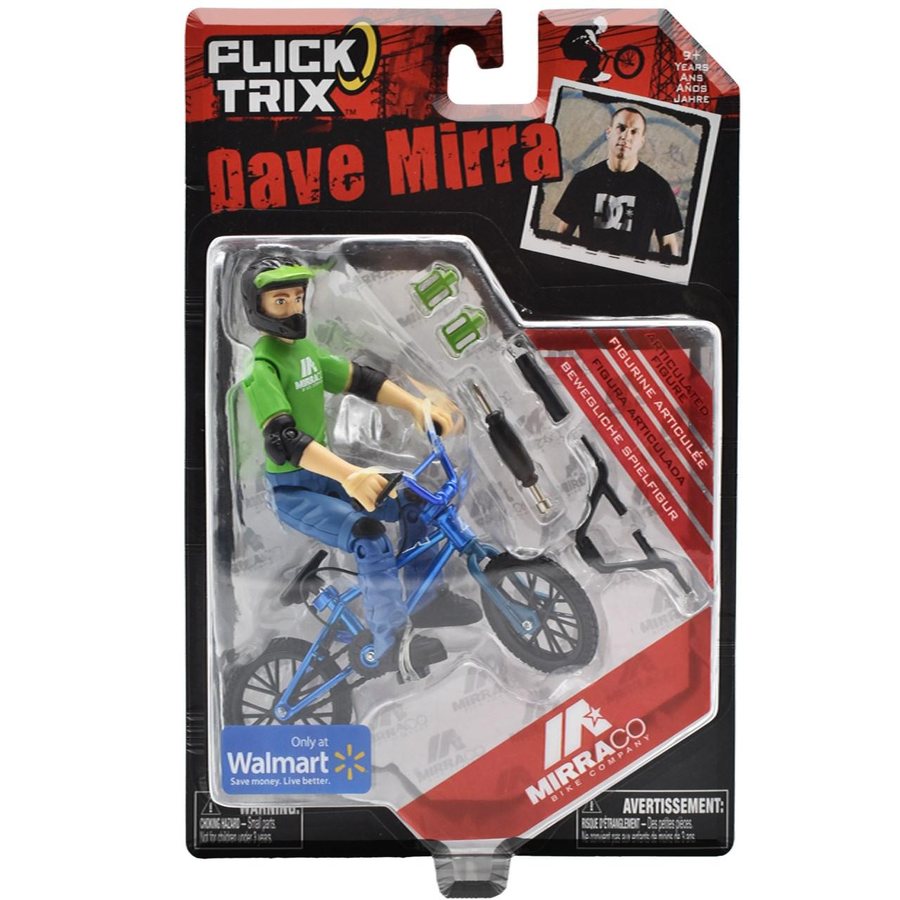 دوچرخه فلیک تریکس مدل Dave Mirra