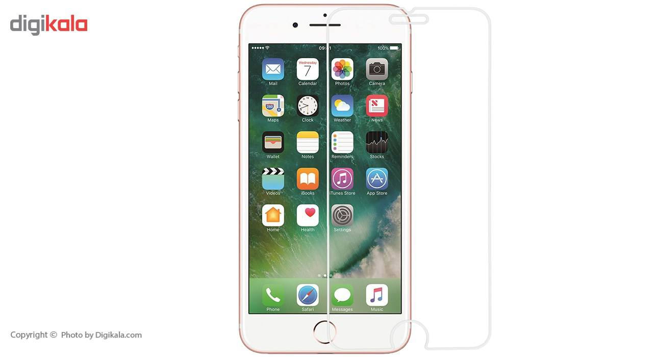 محافظ صفحه نمایش شیشه ای ریمکس مدل Tempered مناسب برای گوشی موبایل  اپل iPhone 7/iPhone 8 main 1 1