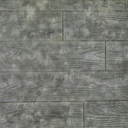 دیوارپوش فومی طرح چوب طوسی کد WD  اندازه 50x100