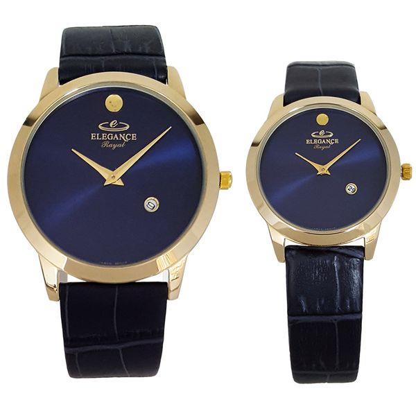 ساعت ست مردانه و زنانه الگانس رویال مدل ER3060-Blue