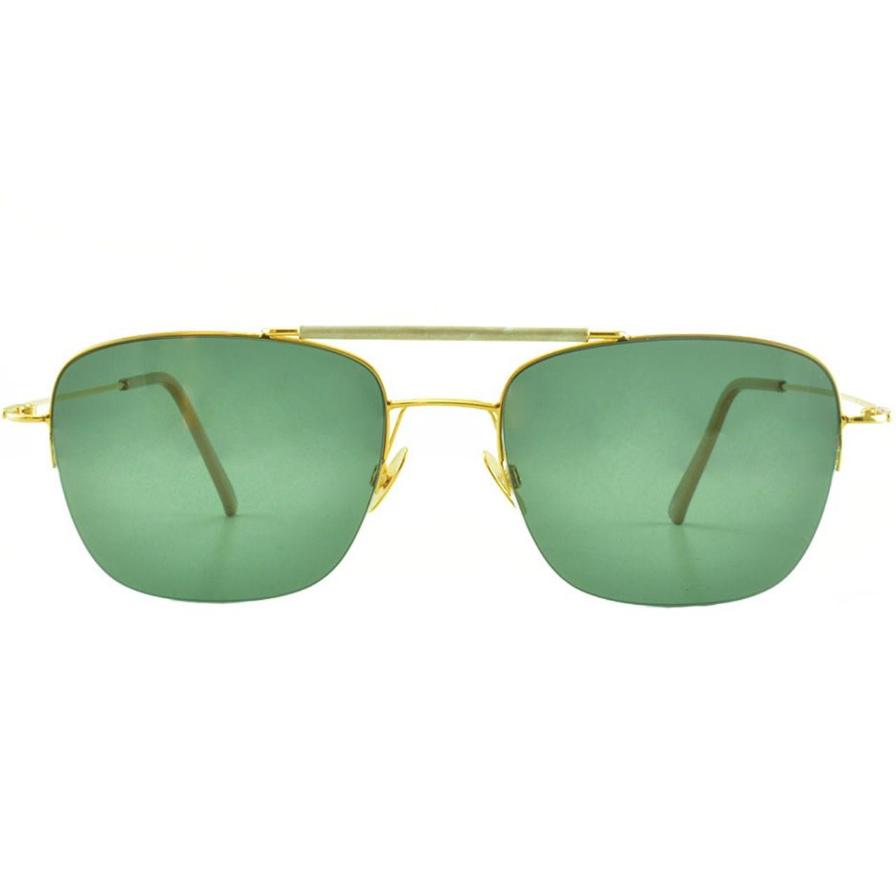 عینک آفتابی Nik03 سری Gold مدل Nk1107 Rgp