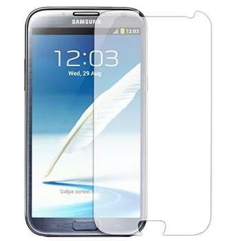 محافظ صفحه نمایش شیشه ای تمپرد مناسب برای گوشی موبایل سامسونگ Galaxy Mega 5.8