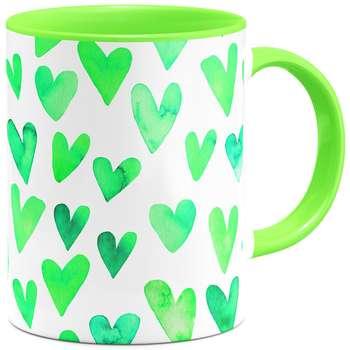 ماگ هیدورا طرح عشق سبز
