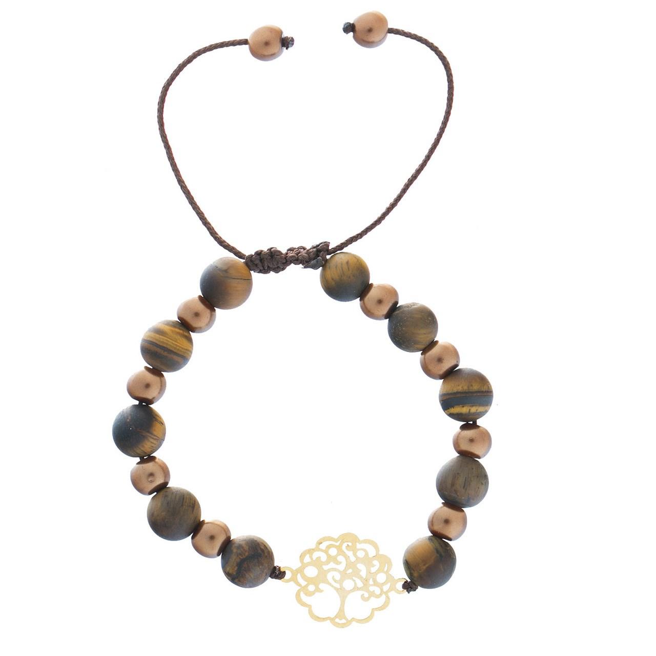 قیمت دستبند طلا 18 عیار ماهک مدل MB0590 - مایا ماهک