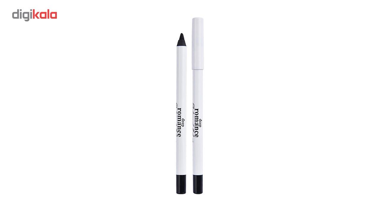 خط چشم مدادی دیپ رومانس مدل DR-05 Sensitive