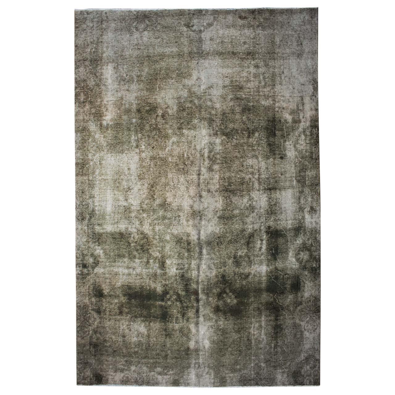 فرش قدیمی 8 متری سرزمین فرش کد cp2156
