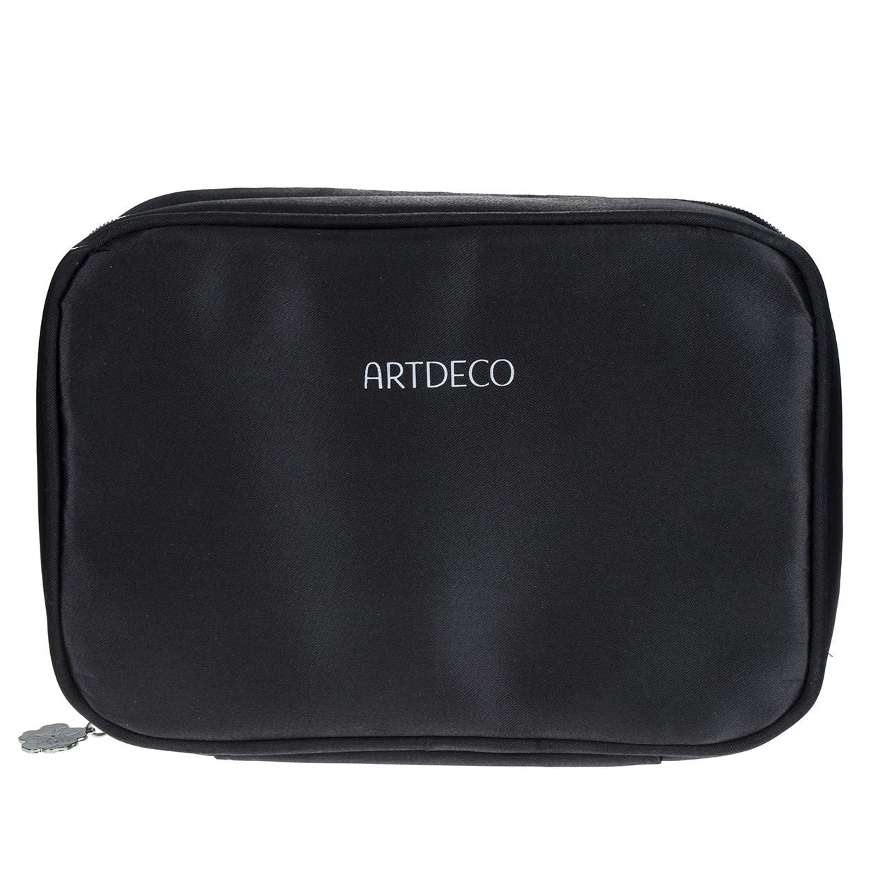 قیمت کیف لوازم آرایشی آرت دکو مدل professional Black