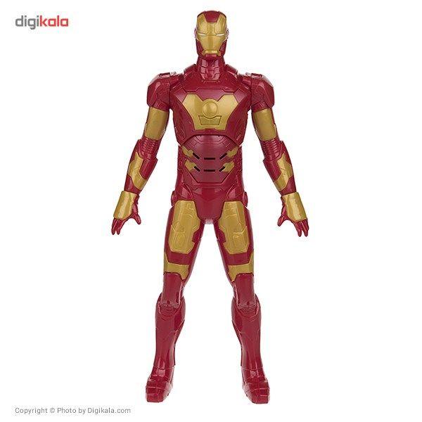 اکشن فیگور هاوان مدل Avengers Iron Man سایز متوسط