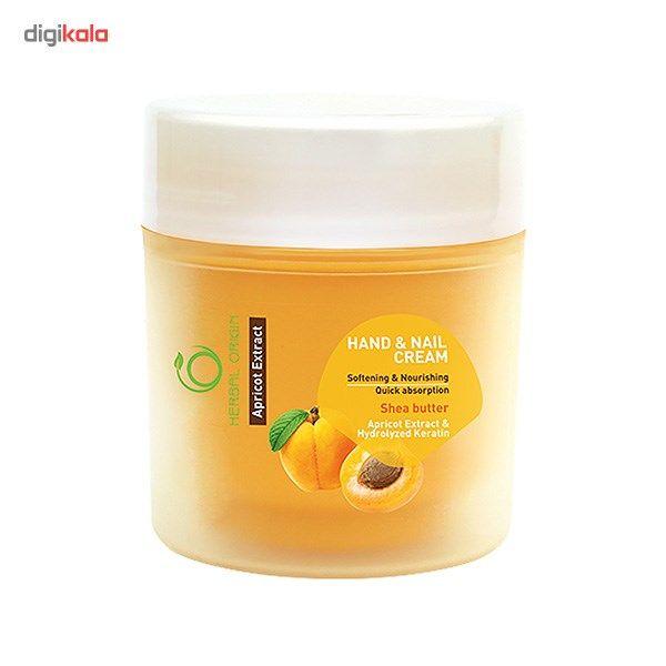 کرم دست و ناخن شون مدل  Apricot Extract حجم 150 میلی لیتر main 1 1