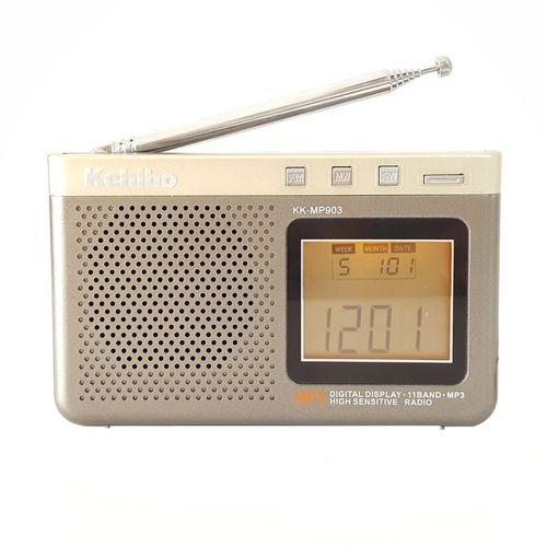رادیو کاچیبو مدل KK-MP903