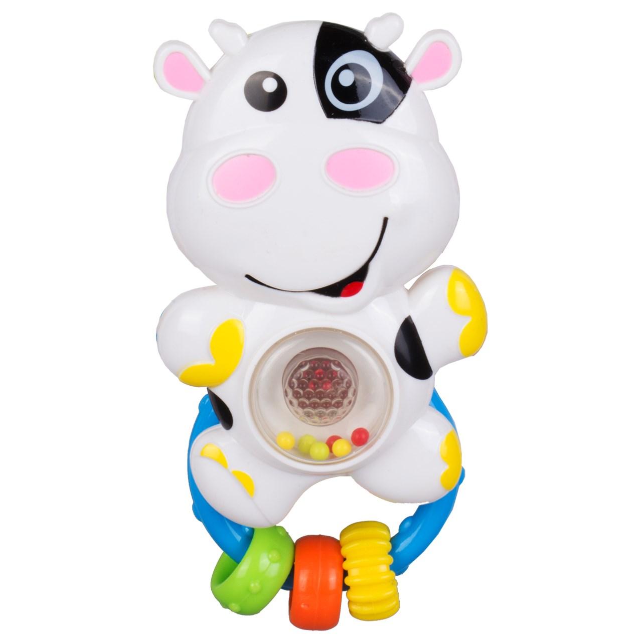 جغجغه موزیکال دیگو مدل گاو