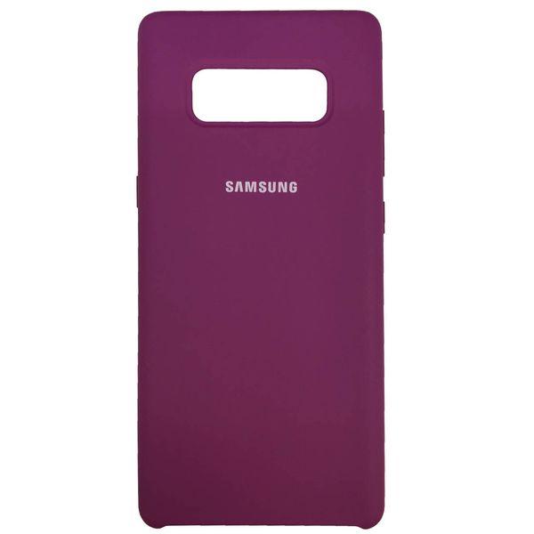 کاور سامسونگ مدل Silicone مناسب برای گوشی موبایل Galaxy Note 8