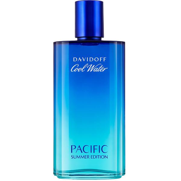 ادو تویلت مردانه داویدف مدل Cool Water Pacific Summer Edition حجم 125 میلی لیتر