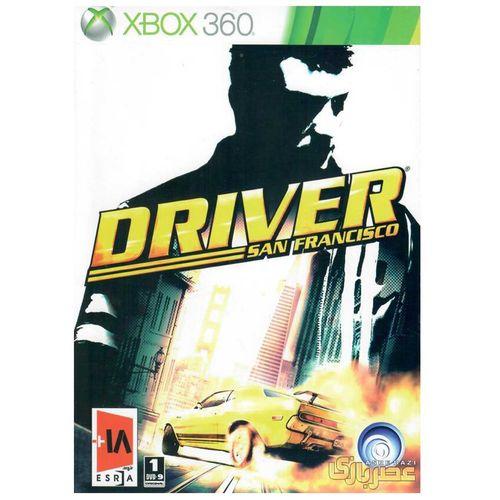 بازی Driver San Francisco مخصوص ایکس باکس 360