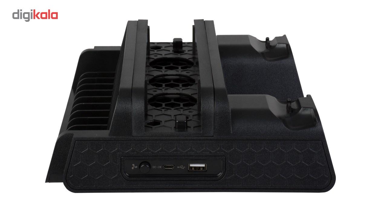 پایه چندمنظوره دوب مدل TP4-882 مناسب برای پلی استیشن 4 اسلیم و پرو