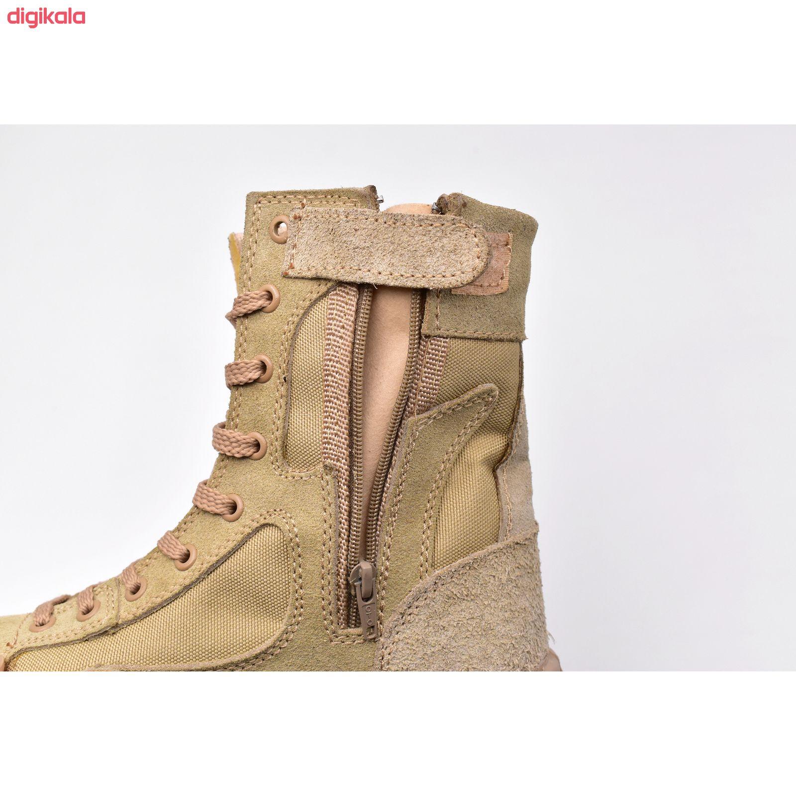کفش کوهنوردی مردانه مدل Razm کد 8485 main 1 3