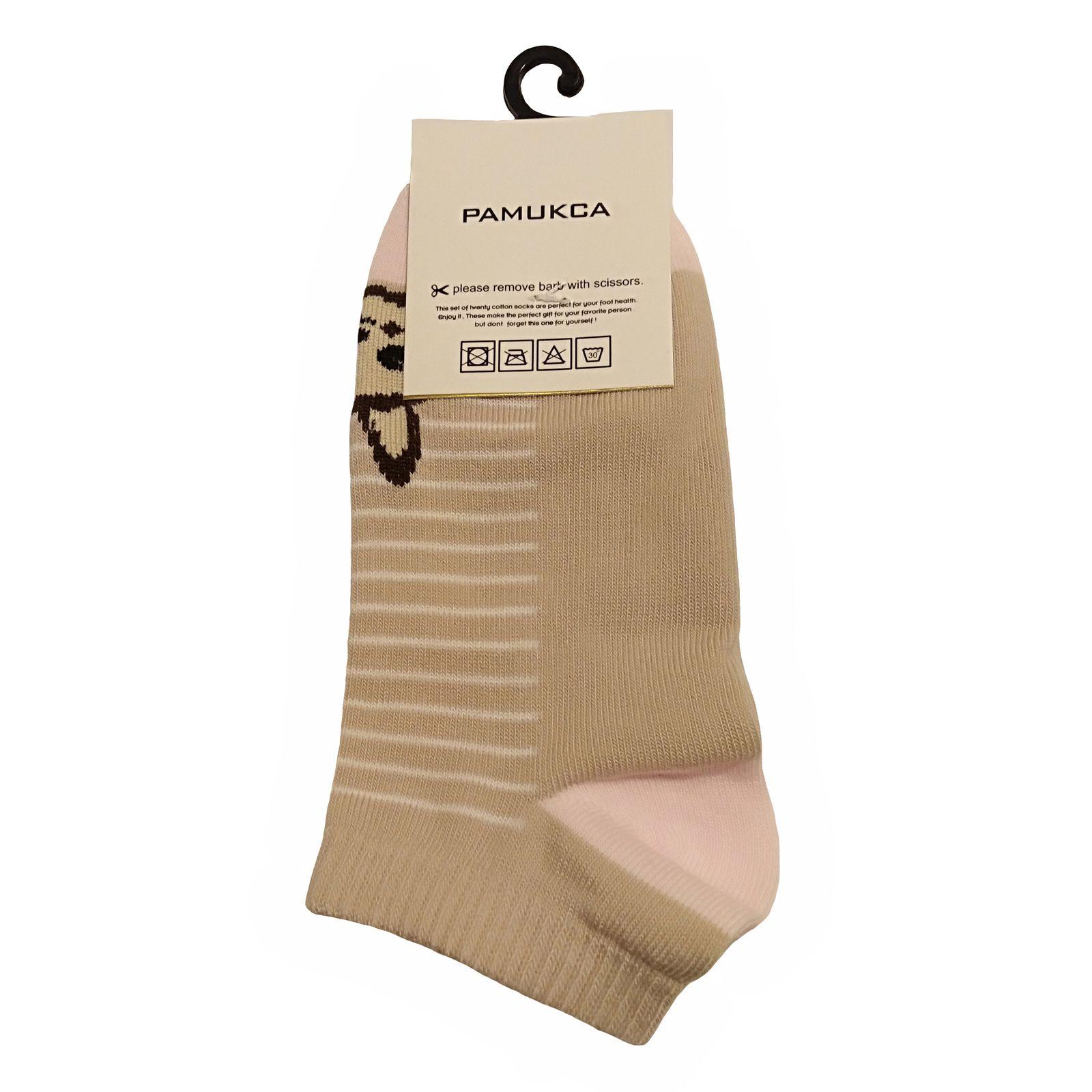 جوراب بچگانه پاموکا مدل A-7 -  - 2