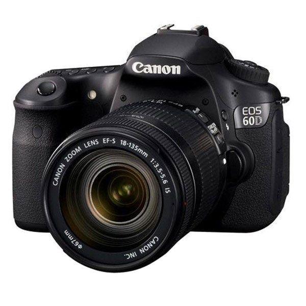 دوربین دیجیتال کانن ای او اس 60 دی کیت 18-135 IS