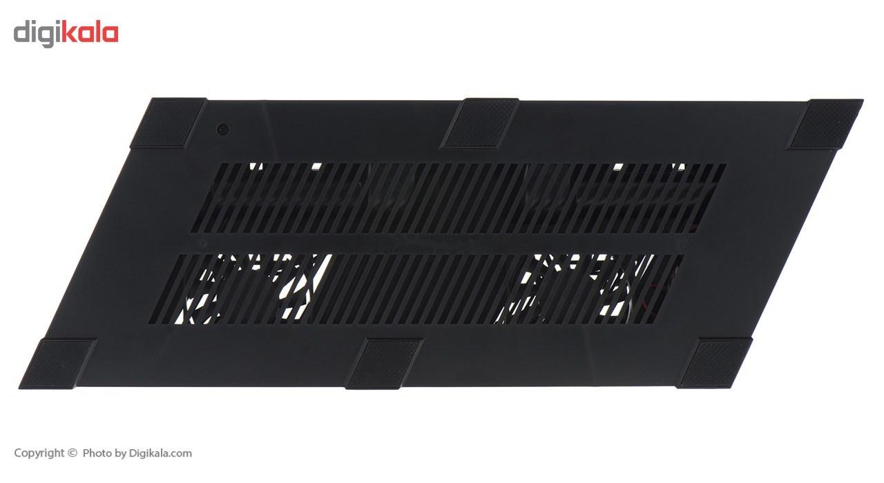 خرید                     پایه نگهدارنده پلی استیشن 4  اسلیم مدل Ultrathin Charging Heat Sink