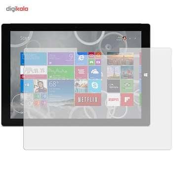 محافظ صفحه نمایش شیشه ای پرو پلاس مناسب برای تبلت مایکروسافت Surface Pro 4