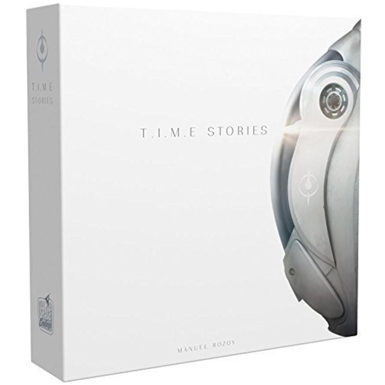 بازی رومیزی اسپیس کابویز مدل T.I.M.E Stories