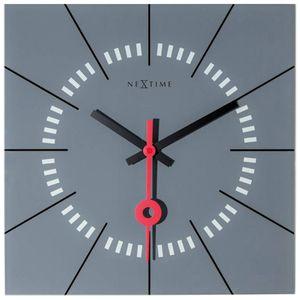 ساعت دیواری نکستایم مدل 8636GS