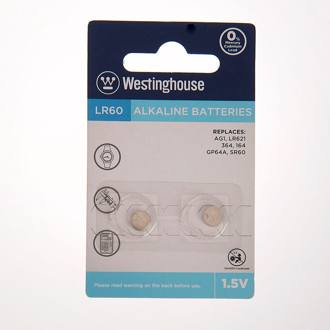 باتری ساعت وستینگ هاوس مدل LR60