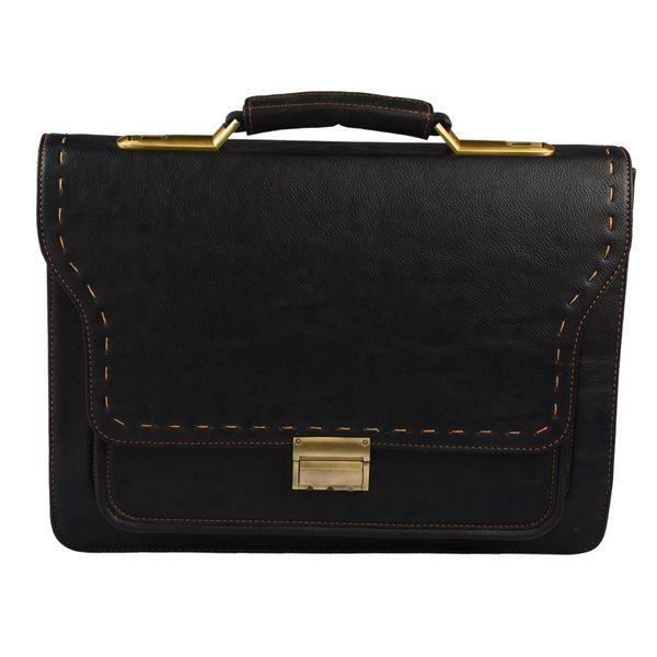کیف اداری چرم مصنوعی مدل p104