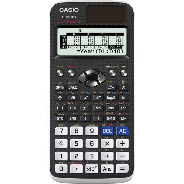 ماشین حساب مهندسی کاسیو مدل fx-991EX | CASIO fx-991EX Scientific Calculator