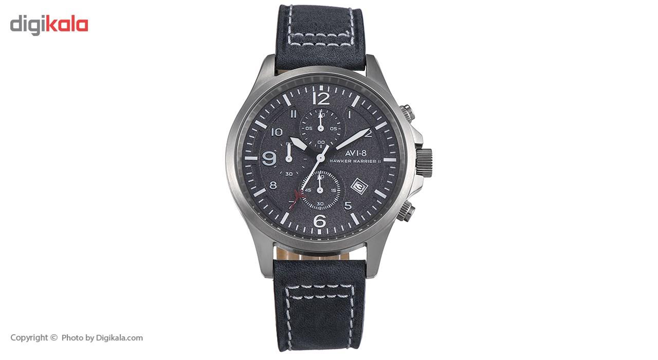 ساعت مچی عقربه ای مردانه ای وی-8 مدل AV-4001-05