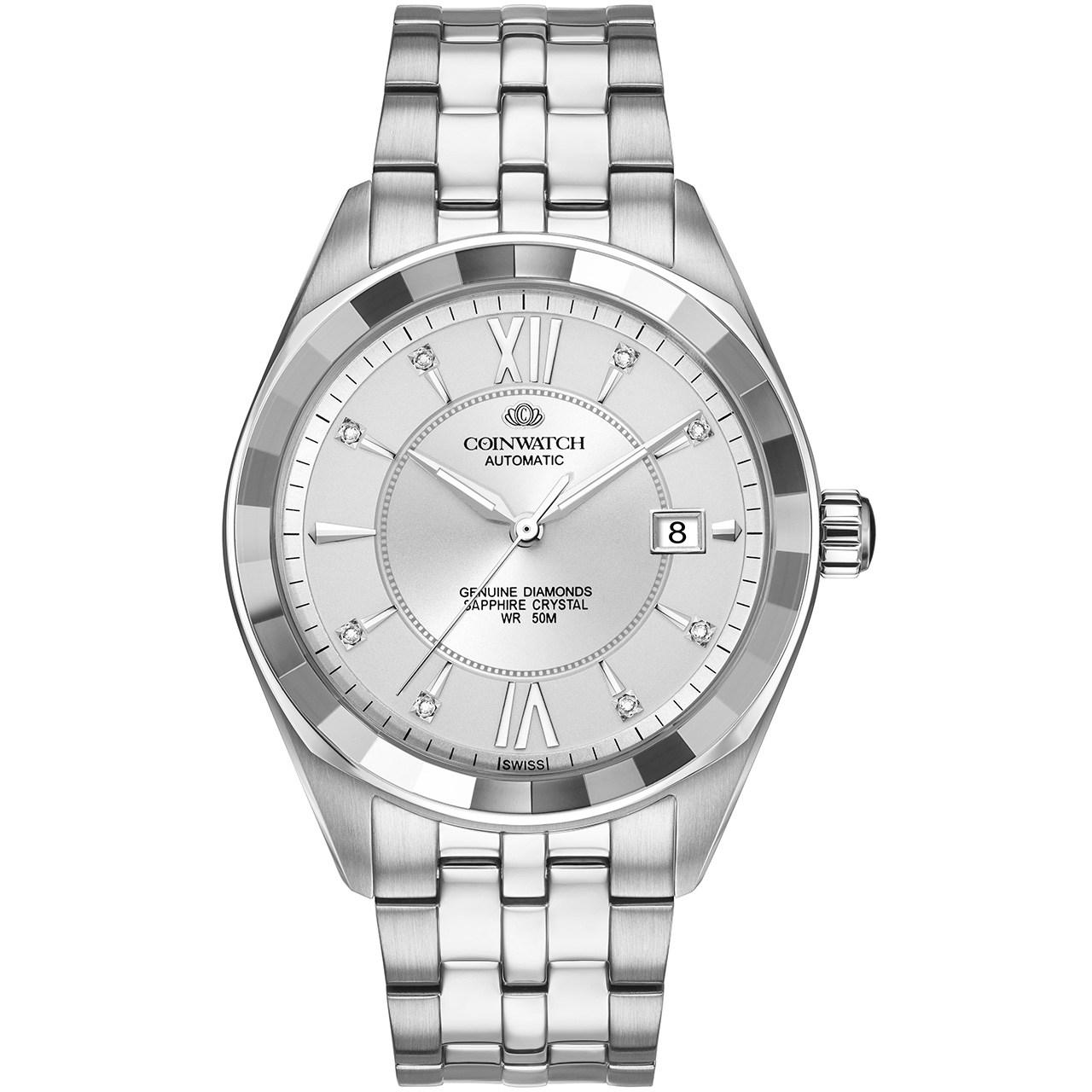 ساعت مچی عقربه ای مردانه کوین واچ مدل C155SWH 23