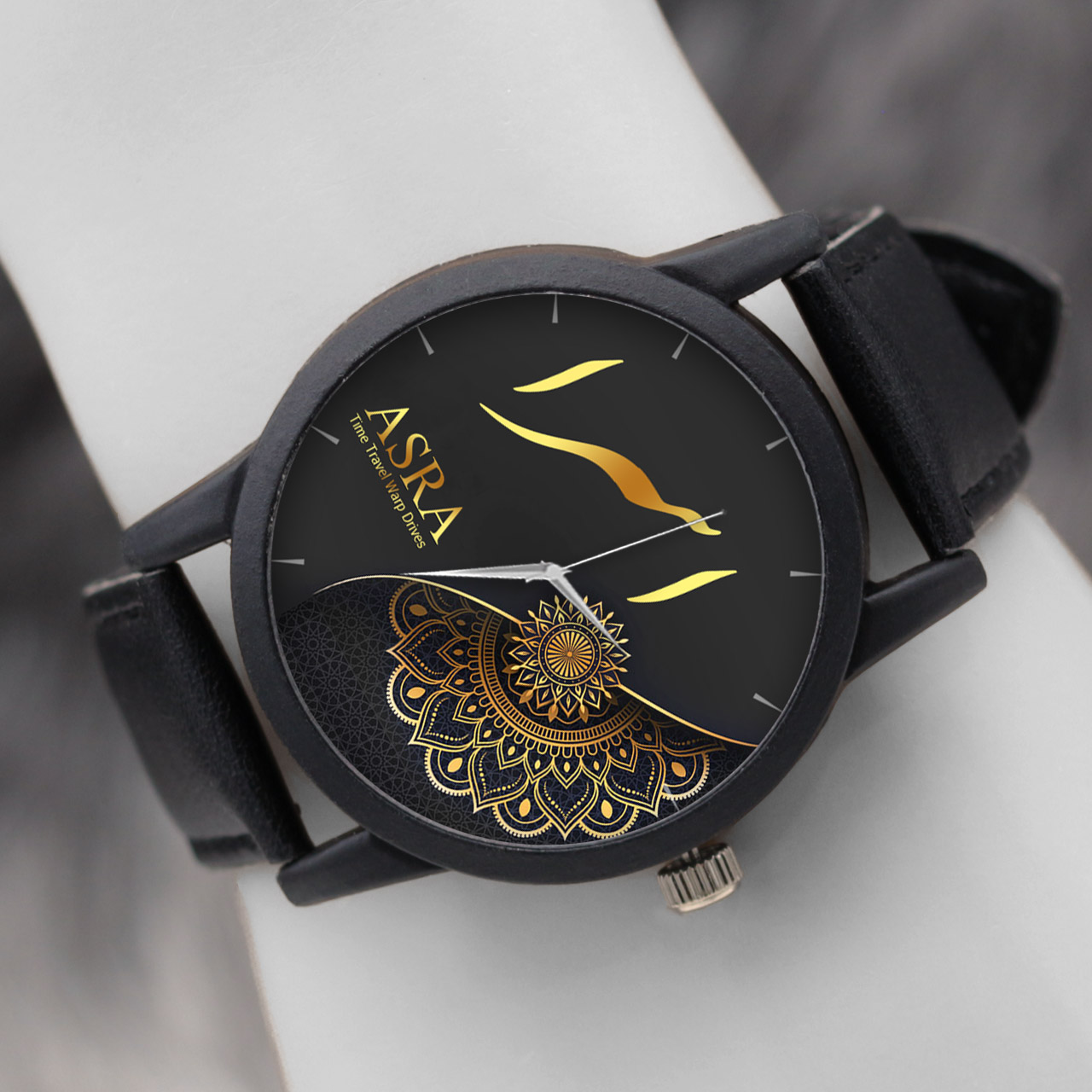 ساعت مچی عقربه ای زنانه طرح اسرا کد LF3235              ارزان