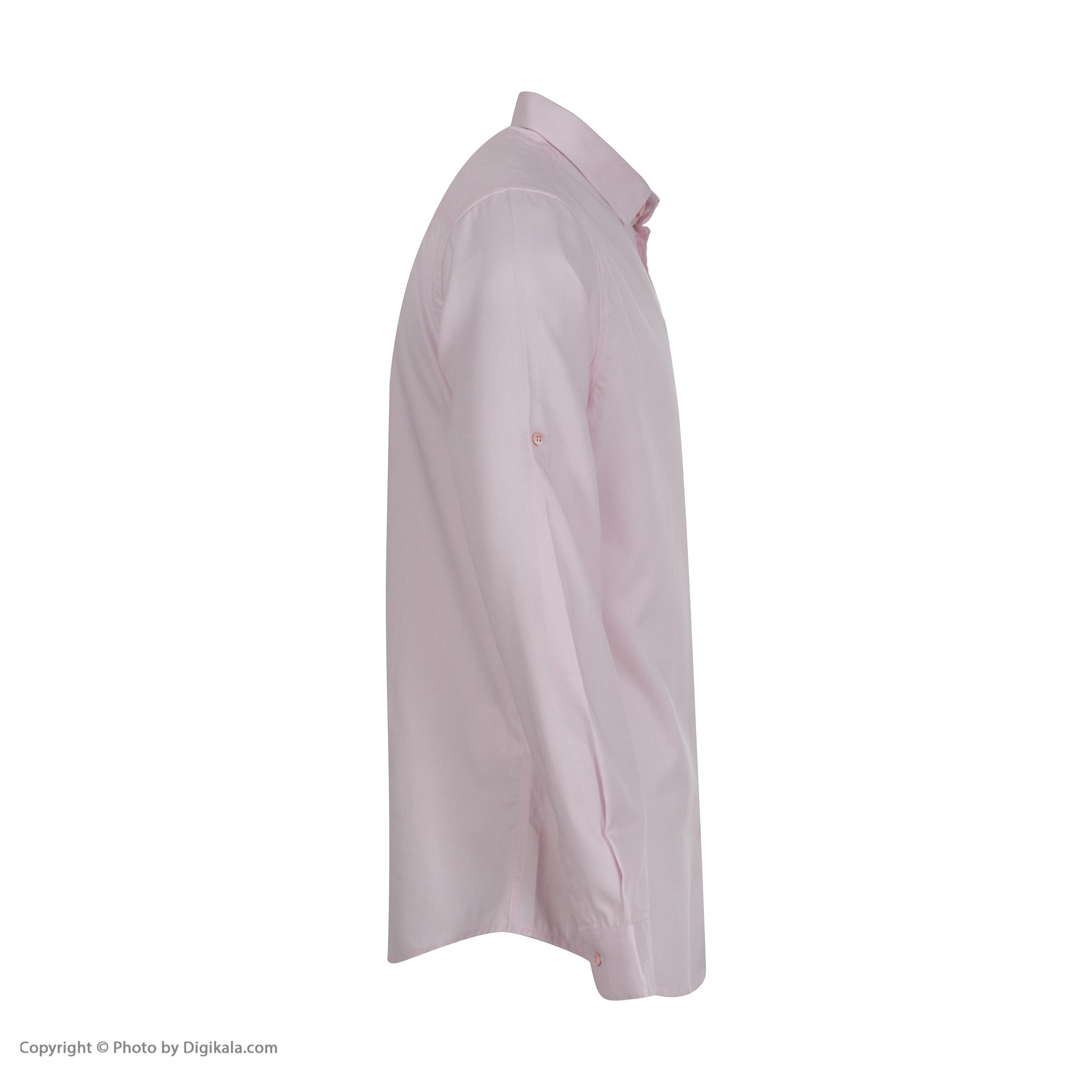 پیراهن مردانه رونی مدل 11110211-15