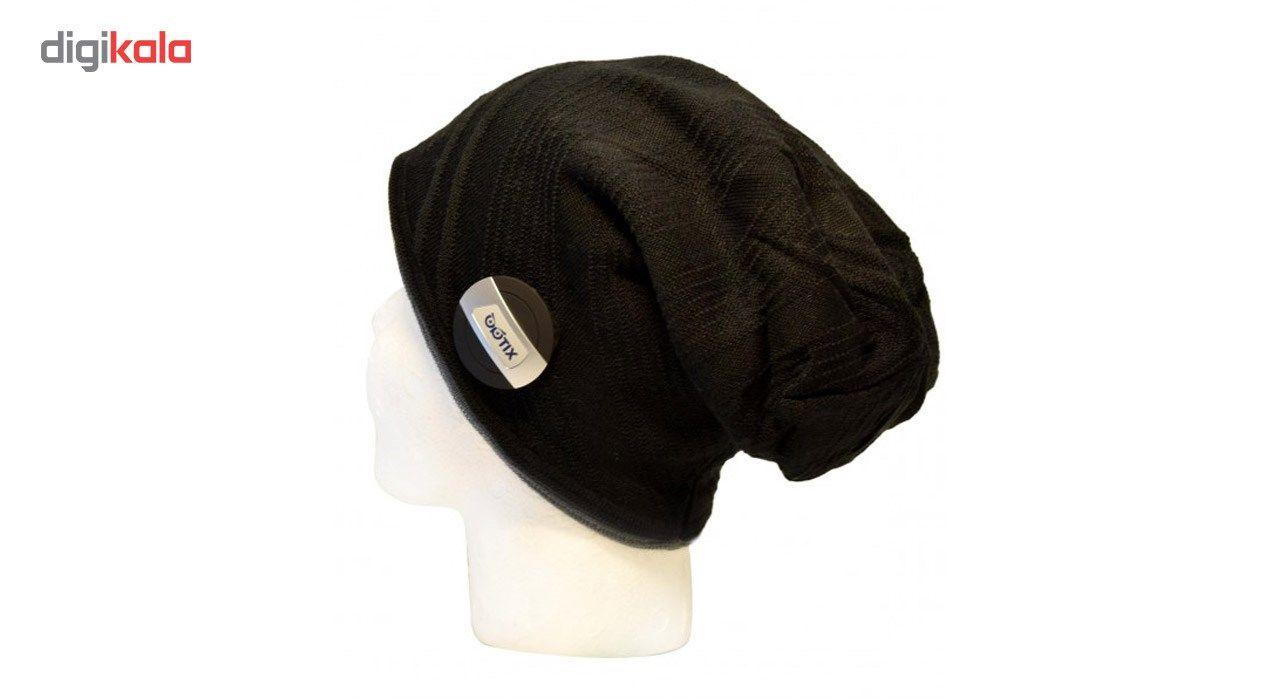 کلاه هدفون بی سیم اپتیکس مدل hat-6 main 1 1