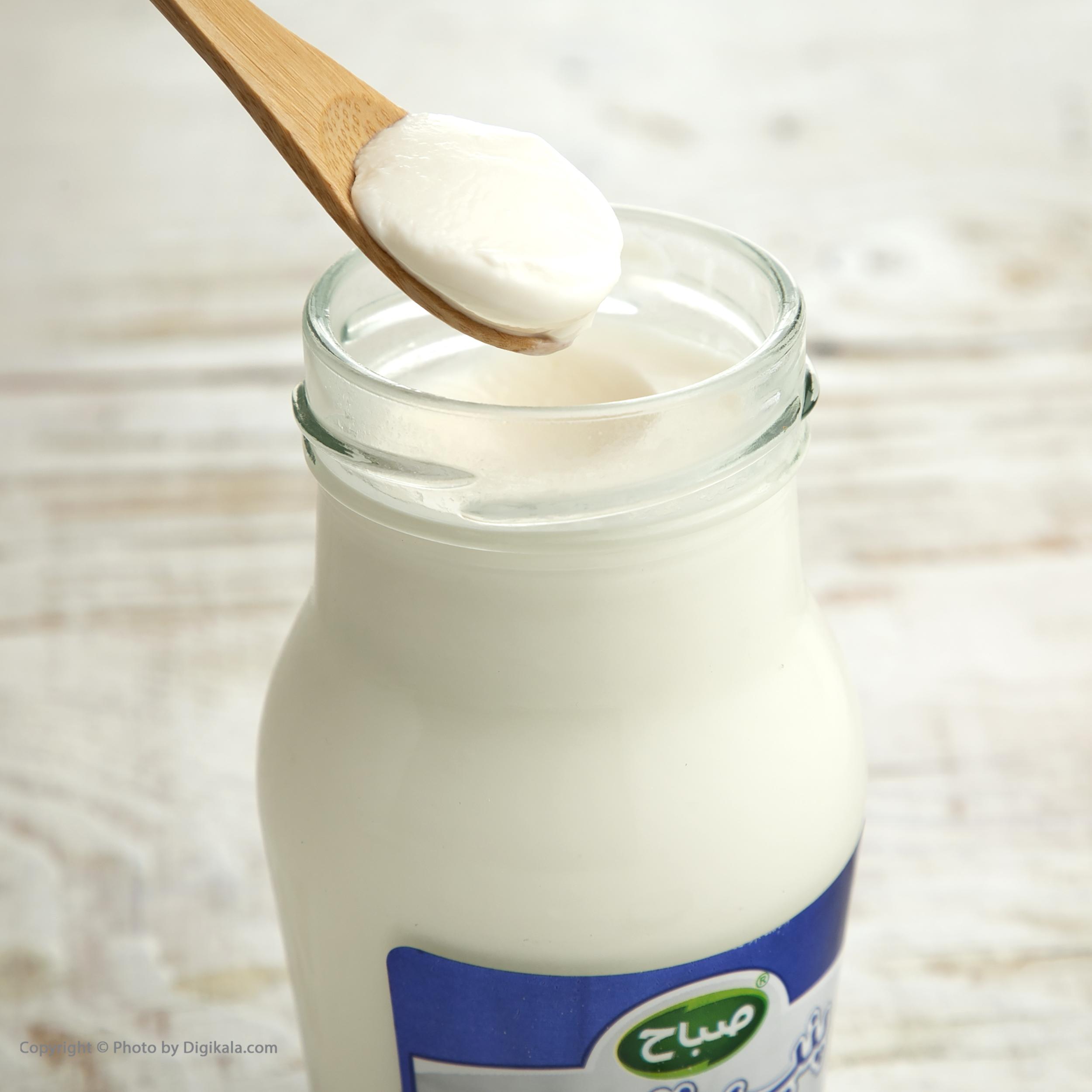 پنیر خامه ای صباح - 240 گرم main 1 5