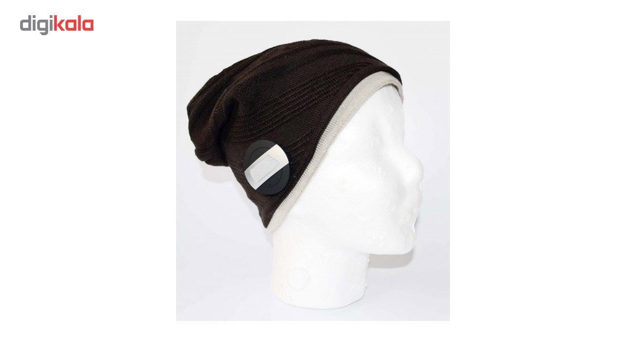 کلاه هدفون بی سیم اپتیکس مدل hat-6 main 1 2