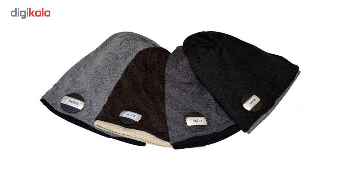 کلاه هدفون بی سیم اپتیکس مدل hat-6 main 1 4