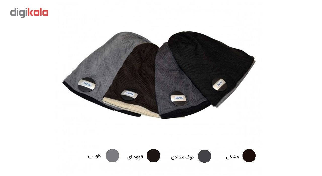 کلاه هدفون بی سیم اپتیکس مدل hat-6 main 1 5