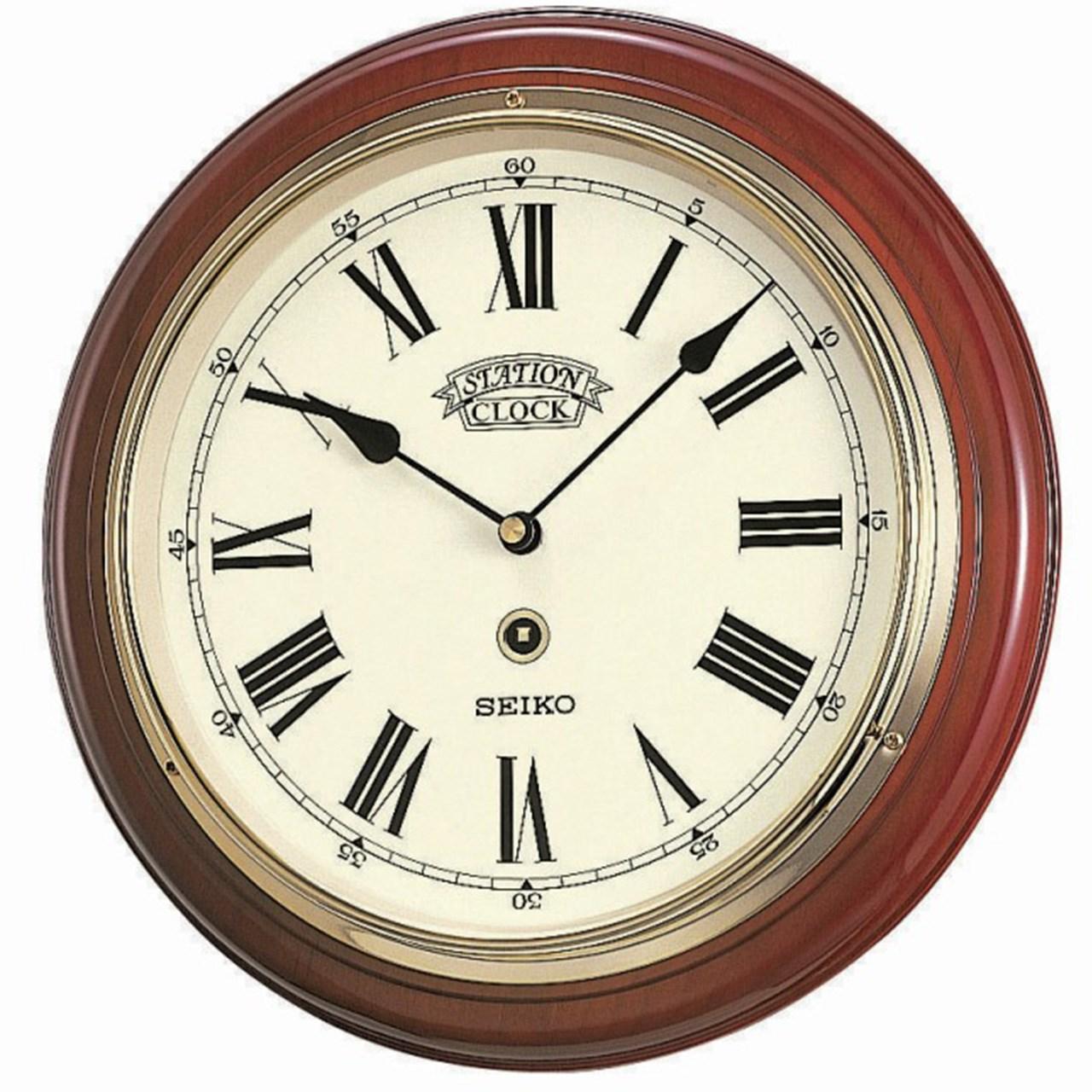 ساعت دیواری سیکو مدل QXA143BL