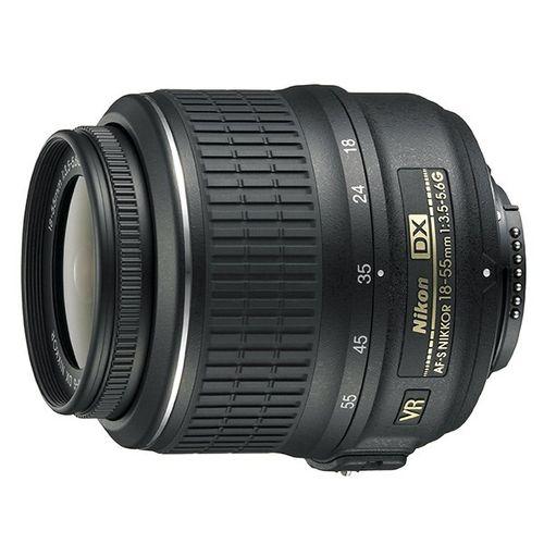 لنز نیکون   II AF-S DX 18-55mm f/3.5-5.6G VR