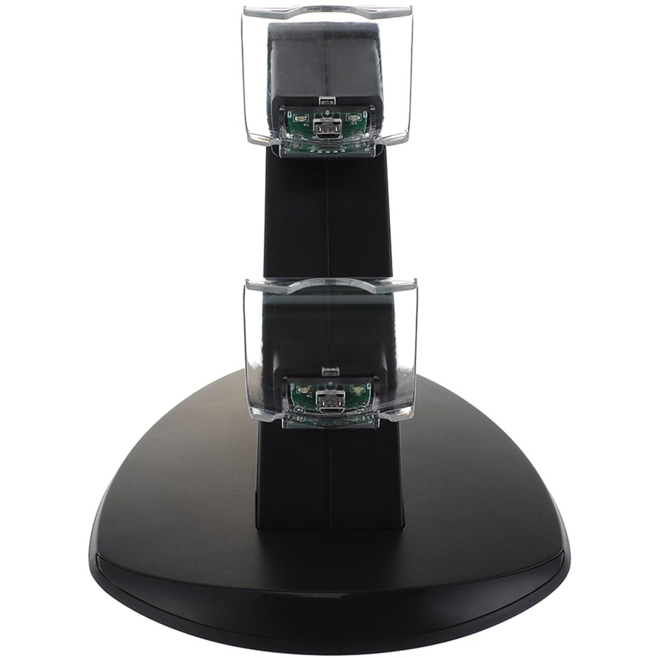 پایه شارژر یو اس بی مناسب برای دسته ی پلی استیشن 4