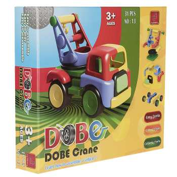 ساختنی فکرانه مدل Dobe Crane 13